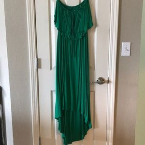Women's High Low Dress